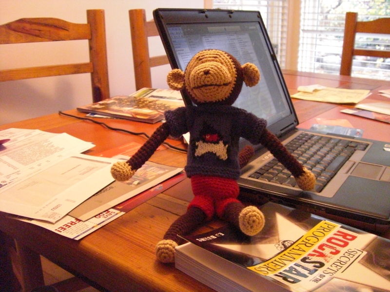 Monkey 007